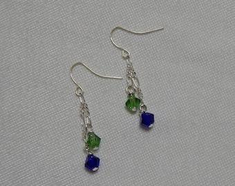 Seattle Seahawks Earrings