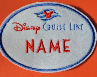 "Applikation / Patch ""Nametag DCL"""