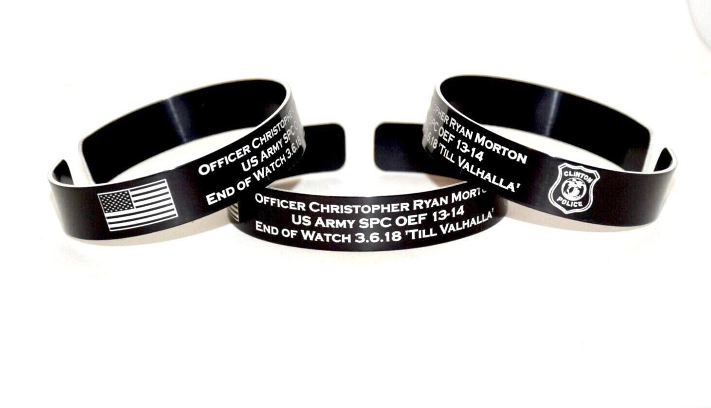fallen delta msgt bracelet brrssbah gary shughart army forces special bracelets hero sfod us sfc kia gordon randall