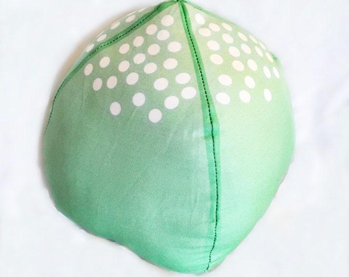 Mint Green Gumdrop Pillow Plushie Softie
