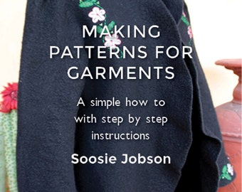 How to make patterns for fitted felt garments PDF version
