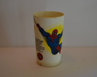 1977 the Amazing Spider-Man Cup