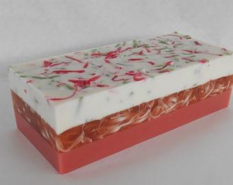 Cranberry Woods - 40 oz Soap Loaf - Glycerin Soap Loaves Cut or Uncut