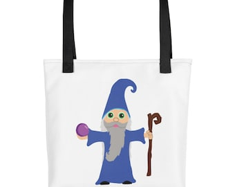 Wizard purse carry on diaper bag Tote bag