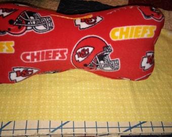 Kansas City Chiefs Neck Bone Pillow
