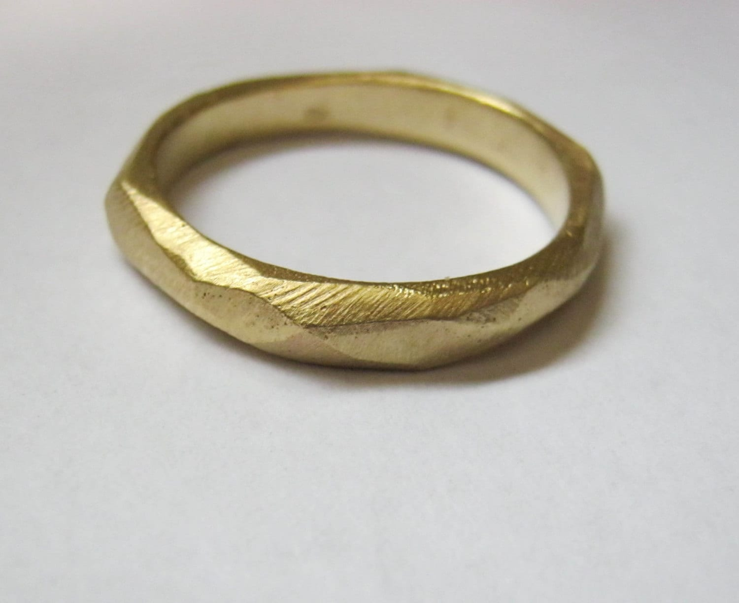 mens gold s milgrain property men bands band yellow size ring wedding l room