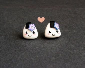 sweet rice balls (onigiri)