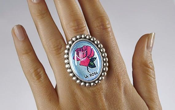 SALE - La Rosa Ring