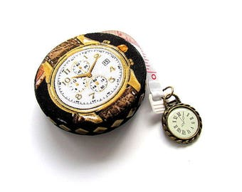 Measuring Tape Retro Classic Watches Retractable Tape Measure