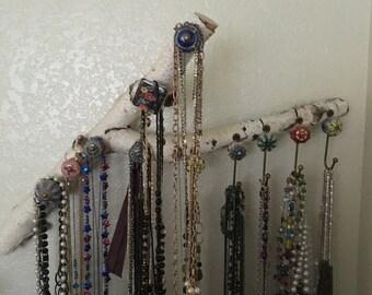 Aspen branch jewelry holder