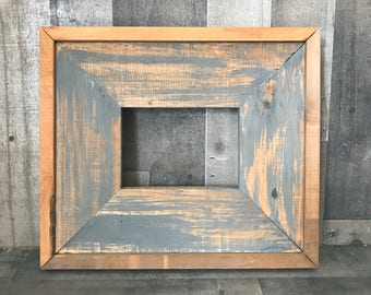 5x7 Rustic Farmhouse Picture Frame