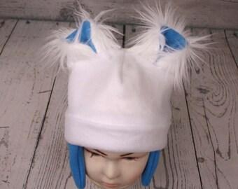 Adult Yeti Fleece Hat