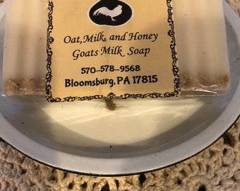 Oat, Milk, and Honey