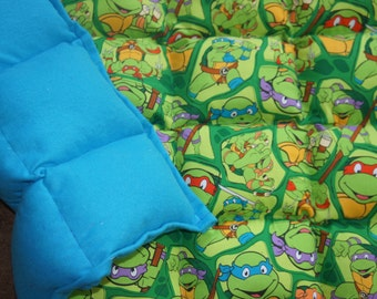 Turtles Weighted Lap Pad