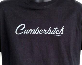 Sherlock Benedict Cumbertich T-Shirt Cumbertich