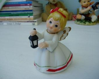 Sweet Christmas Angel, Japan, Vintage Nursery Decor