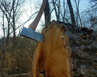 Unmarked Boys Axe Turpentine Pattern