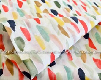 Avila Organic Batiste, Organic Fabric, Apparel fabric, Floral fabric, Cloud9 Organics, light fabric, apparel fabric, summer fabric