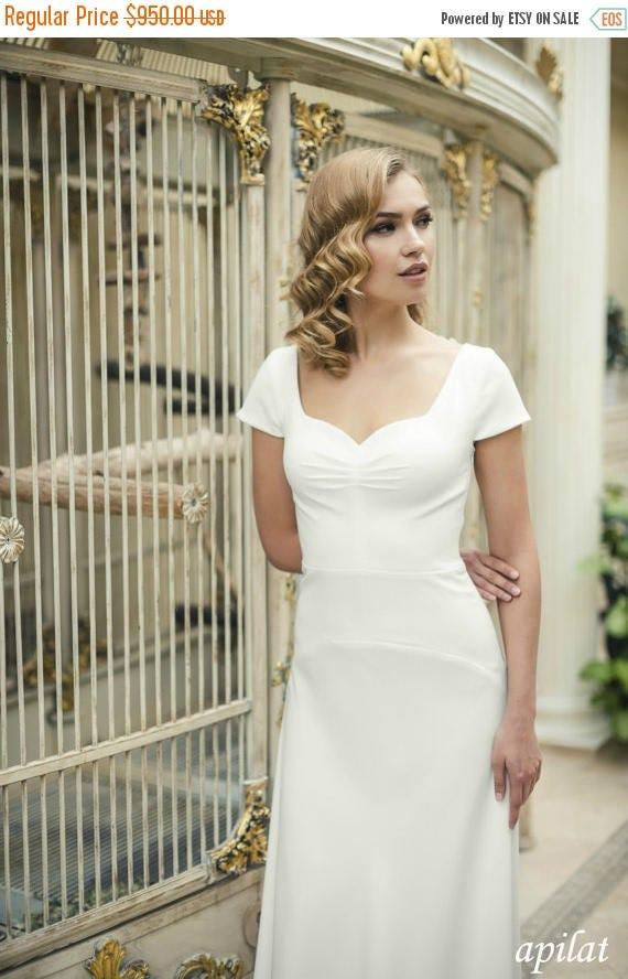 Gemütlich Brautkleid öffnen Zurück Spitze Zeitgenössisch ...