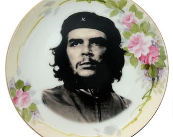 """El Che Portrait Plate 6"""""""