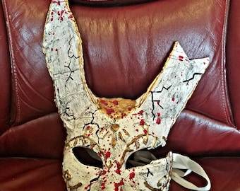 Bunny Rabbit Splicer Mask Inspired by BioShock