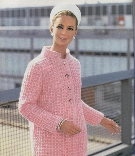 Crochet Coat Pattern Crochet Jacket Pattern Crochet Sweater