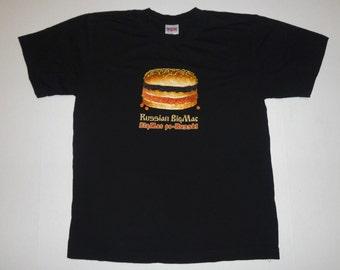 Russian Big Mac T-Shirt M