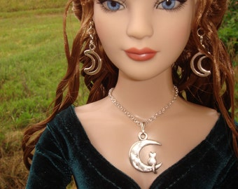 Tonner American Model #38 Cissy 1/3 BJD SD 20 To 24 Inch Doll Jewelry Set