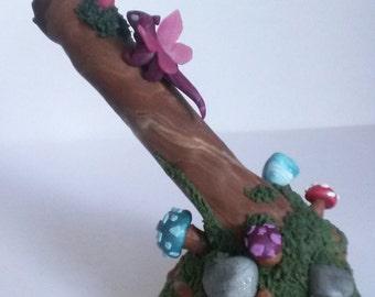 Magic Fairy Dragon Log