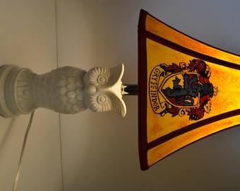 Harry Potter Lamp - Gryffindor