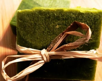 Happily Eco After's Rosemary & Mint Soap