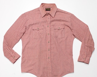 70s Western Button Up