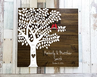Wedding Tree Guest Book, Guest Book Tree, Tree Leaf Guest Book, Leaf Guest Book, Tree Wedding Guest Book, Tree Wood Leaves Guestbook
