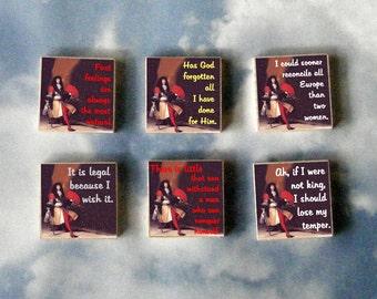 Sun King LOUIS XIV Magnet Gift Set