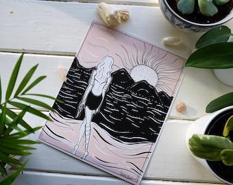 Sunrise Reflection Art Print