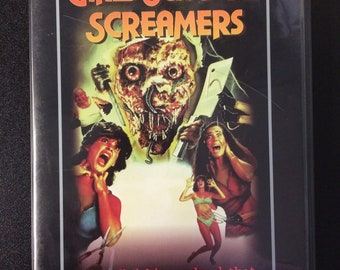 Girls School Screamers DVD - Troma 80's Horror Out Of Print