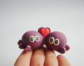 Valentine's Day Octopuses