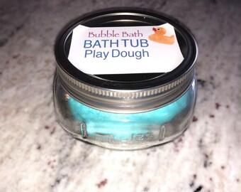 Kids Bubble Bath Play Dough