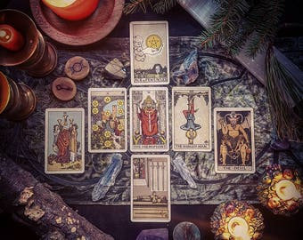 Spiritual Path Guidance | Tarot Reading | Artistic Photograph and PDF Included -Sent to your email | Loving | Personal | Intuitive