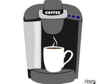 Play Kitchen Coffee Pot SVG
