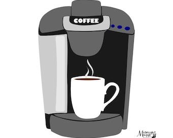 Play Kitchen Coffee Pot SVG