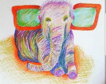 Elephant glasses