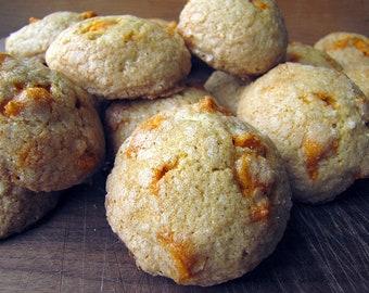 Pumpkin Spice Cookies, 1 1/2 Dozen, Homemade Cookies, Pumpkin, Cookies, Pumpkin Cookies