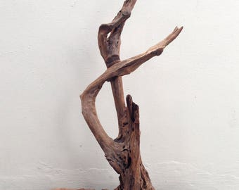 Driftwood  Art  -  Japanese Cranes