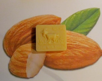 Li'l Sis Honey Almond Goat Milk Soap
