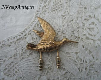 Silver bird component for re-purpose