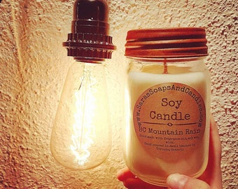 Canada soy candle