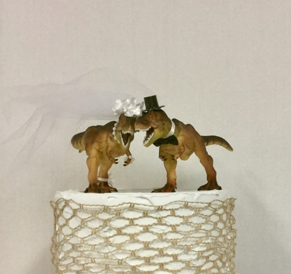 dinosaur wedding cake dinosaur cake topper dino wedding cake topper new animal 13530
