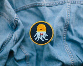 SALE - Jellypuss Iron-on Patch