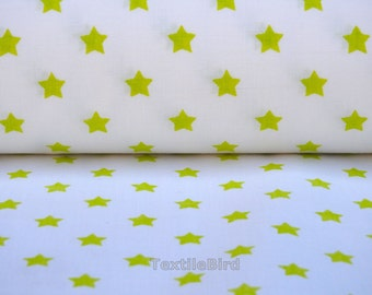 Diana Green Star - 150 cm wide